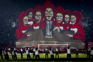Ολυμπιακός: Γλίτωσε τα χειρότερα! Η τιμωρία από την UEFA