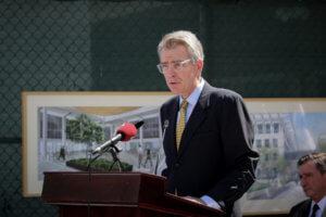 Πάιατ: Η συμφωνία των Πρεσπών συμβάλει στην ευημερία και την ασφάλεια της περιοχής