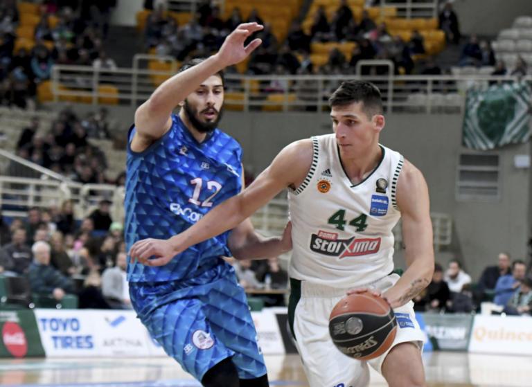 """""""Σβηστή"""" νίκη για Παναθηναϊκό επί του Χολαργού! Τα αδέρφια Καλαϊτζάκη κι η ανησυχία για Αντετοκούνμπο   Newsit.gr"""