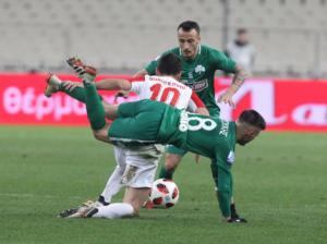 """Παναθηναϊκός – Ξάνθη 2-2 ΤΕΛΙΚΟ – Ο Κάστρο """"πάγωσε"""" το ΟΑΚΑ στο φινάλε"""