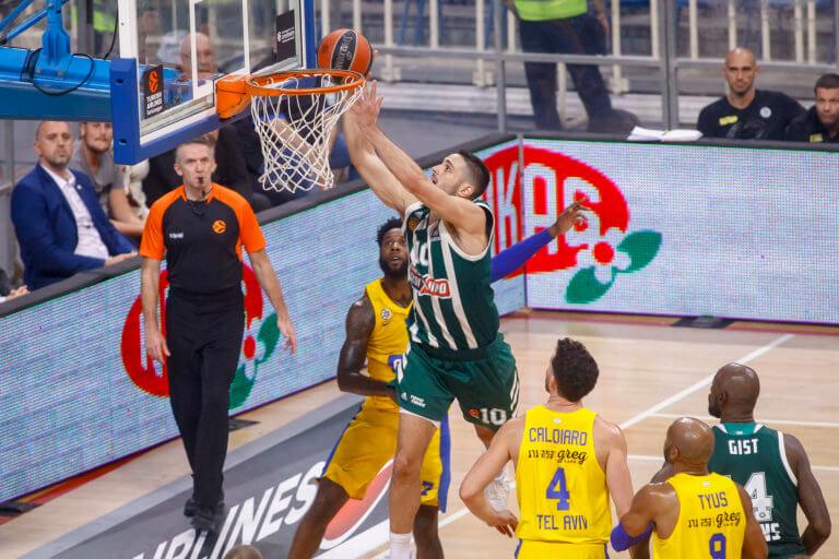 Μακάμπι – Παναθηναϊκός 84-75 ΤΕΛΙΚΟ | Newsit.gr