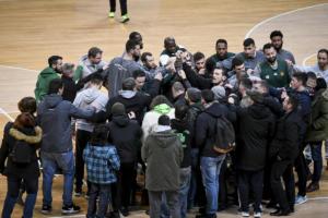Παναθηναϊκός: Στο ΟΑΚΑ οι οπαδοί! Διάλογος με Πιτίνο για το ντέρμπι