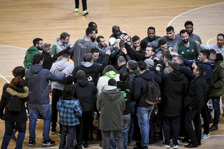 Παναθηναϊκός: Στο ΟΑΚΑ οι οπαδοί! Διάλογος με Πιτίνο για το ντέρμπι | Newsit.gr