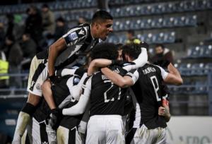 """Επιδόσεις ρεκόρ από τον ΠΑΟΚ! Δεύτερο στην Ευρώπη το """"τρένο"""" του Λουτσέσκου"""
