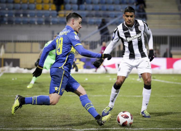 Αστέρας Τρίπολης – ΠΑΟΚ 0-3 ΤΕΛΙΚΟ: Φουλ για πρωτάθλημα! Τριάρα και χωρίς Πρίγιοβιτς