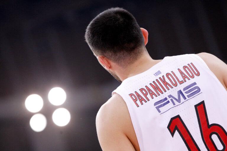 """Ολυμπιακός: Ξανά εκτός ο Παπανικολάου! """"Παλεύει"""" για Μπαρτσελόνα"""