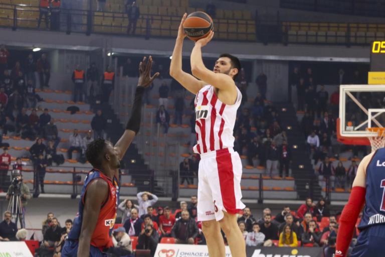 Ολυμπιακός: Το αδιανόητο buzzer beater του Παπανικολάου! – video | Newsit.gr