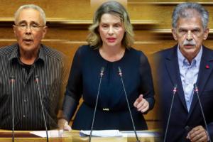 Συμφωνία των Πρεσπών: Απειλές σε Παπακώστα, Ζουράρι και Δανέλλη