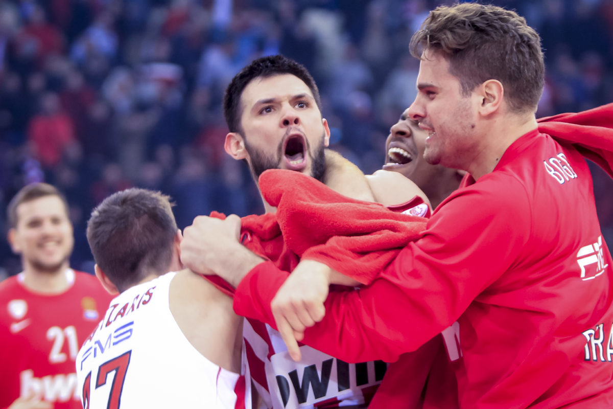 Euroleague: Άκρως… ελληνικό Top 10! Ο Παπανικολάου κι ο Καλάθης – video