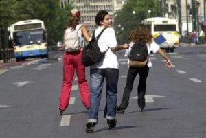 Επανάσταση στην κυκλοφορία στην Αθήνα – Ήρθαν τα ηλεκτρικά πατίνια!