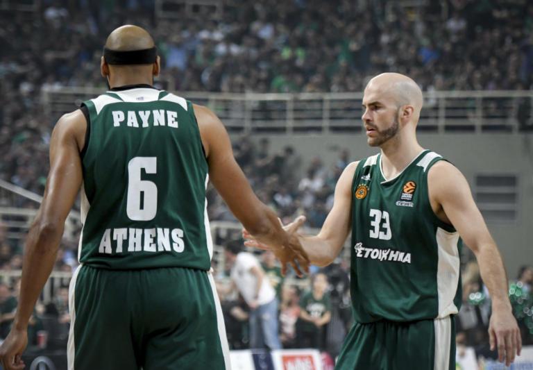 Παναθηναϊκός: Δεν παίζει ο Πέιν! Τον άφησε εκτός ο Πιτίνο | Newsit.gr