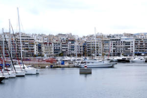 Καιρός: Οι θερμαινόμενοι χώροι στον Πειραιά