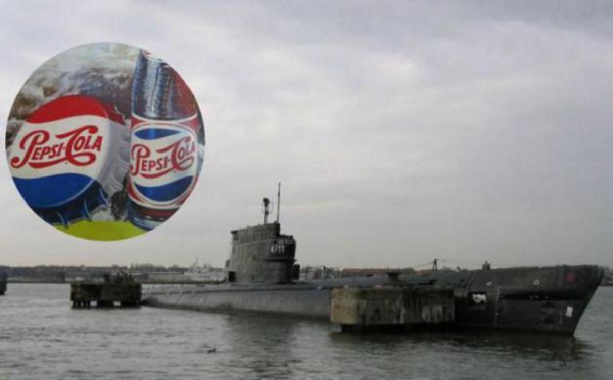 """Όταν η PEPSI """"κατέκτησε"""" την Σοβιετική Ένωση και έγινε η 6η ισχυρότερη στρατιωτική δύναμη του πλανήτη! [pic,vid]"""