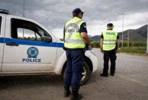 Πέλλα: Χαμός μεταξύ οδηγών από την Ελλάδα και τα Σκόπια – Οι σκηνές απείρου κάλλους σε δρόμο!