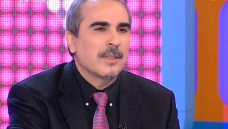 Θέμος Αναστασιάδης: Συγκλονισμένος ο Βαγγέλης Περρής! [pic] | Newsit.gr