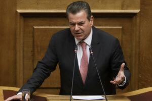 Πετρόπουλος: Ρύθμιση με 120 δόσεις και γενναίο κούρεμα οφειλών