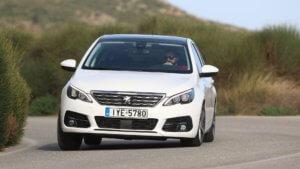 Δοκιμάζουμε το ανανεωμένο Peugeot 308 [pics]