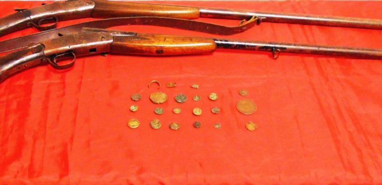 Πιερία: Έβαλε αγγελία στο ίντερνετ για να πουλήσει… αρχαία νομίσματα! | Newsit.gr