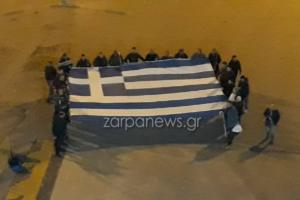 Χανιά: Ξεκίνησαν οι διαδηλωτές για το συλλαλητήριο για τη Μακεδονία! – video