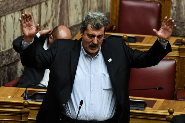 ΝΔ: Ο Πολάκης είναι ο καθρέφτης του Τσίπρα