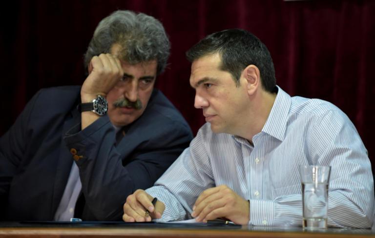 """Άδειασμα Τσίπρα σε Πολάκη! """"Λάθος η δημοσιοποίηση της επιστολής στον εισαγγελέα του Αρείου Πάγου και του το είπα"""""""