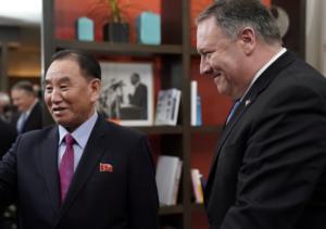Επαφές Πομπέο με… Βόρεια Κορέα και οι Τραμπ – Κιμ Γιονγκ Ουν «ετοιμάζονται»!