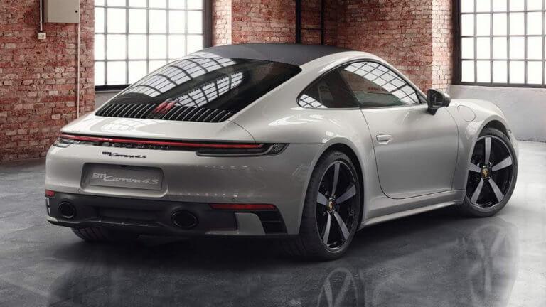 Μια ακόμη πιο ξεχωριστή 911 από την Porsche Exclusive