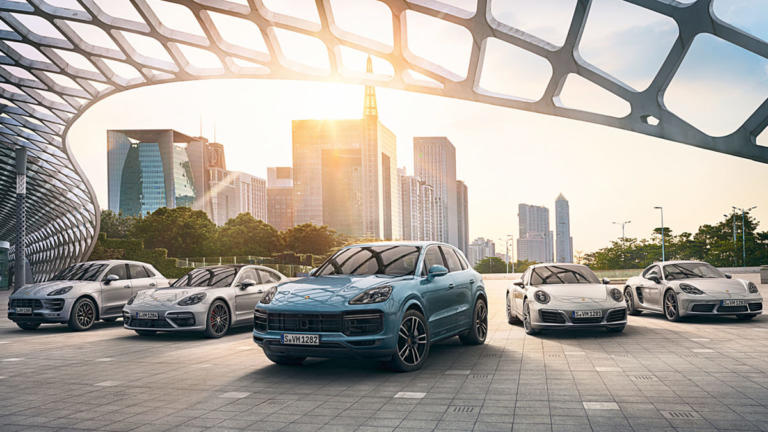 Ρεκόρ πωλήσεων για την Porsche το 2018