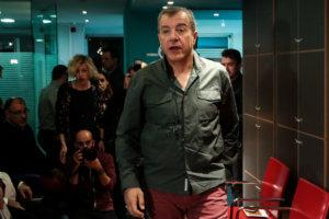 Χάνει τα προνόμια του αρχηγού κόμματος ο Σταύρος Θεοδωράκης