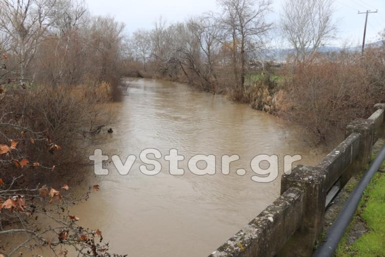 Φθιώτιδα: τα ορμητικά νερά κάλυψαν γέφυρα στην Σπερχειάδα!