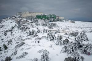Πρόγνωση καιρού για το που θα χιονίσει σήμερα το βράδυ [pics]
