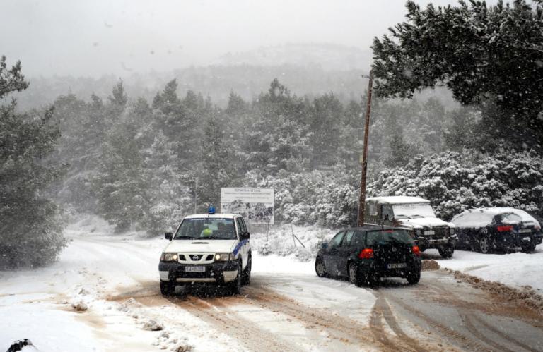 Καιρός: Σε ποιές περιοχές γίνεται η κυκλοφορία μόνο με αλυσίδες | Newsit.gr