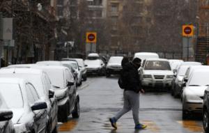 Ποιοί δρόμοι είναι κλειστοί και που χιονίζει τώρα – Χιόνι σε Θεσσαλονίκη – Αθήνα