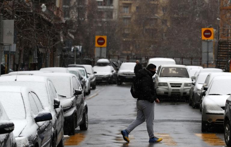 Ποιοί δρόμοι είναι κλειστοί και που χιονίζει τώρα – Χιόνι σε Θεσσαλονίκη – Αθήνα   Newsit.gr