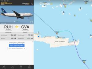 Ξαφνική προσγείωση αεροσκάφους στην Κρήτη