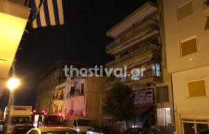Τραγωδία στη Θεσσαλονίκη τα πρώτα λεπτά του 2019! Νεκρός 14χρονος που έπεσε από ταράτσα