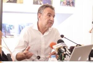 Θεσσαλονίκη: Στηρίζει Βούγια ο Σταύρος Θεοδωράκης