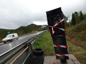 Τα «κίτρινα γιλέκα» κατέστρεψαν σχεδόν το 60 % των ραντάρ της Τροχαίας στη Γαλλία