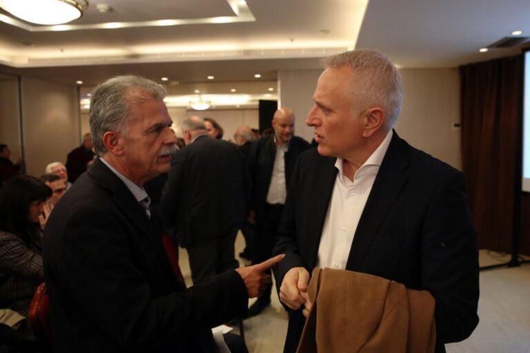 Νέο «άνοιγμα» Τσίπρα προς την κεντροαριστερά – Μπίστης και Ραγκούσης στην ομιλία του στο «Τιτάνια» [pics] | Newsit.gr