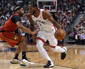 NBA: Επέστρεψαν στην κορυφή της Ανατολής οι Ράπτορς