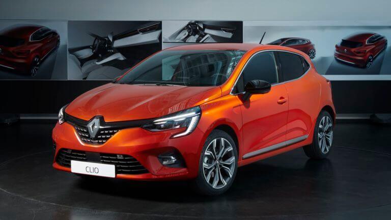 Αποκαλυπτήρια για τη νέα γενιά του Renault Clio [pics]   Newsit.gr