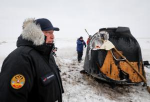 NASA: «Άκυρο» στο… ρωσικό αντίπαλο δέος λόγω… Γερουσίας!
