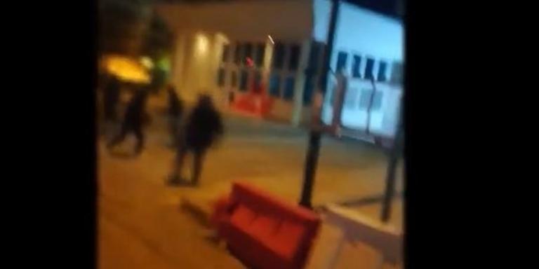 Ρουβίκωνας: Βίντεο – ντοκουμέντο από την επίθεση στην Πρεσβεία των ΗΠΑ | Newsit.gr