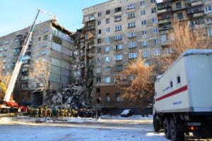 Ρωσία: δυο παιδιά ανάμεσα στους 19 νεκρούς από την έκρηξη στα Ουράλια