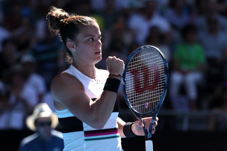 Australian Open: Αποκλείστηκε η Σάκκαρη | Newsit.gr