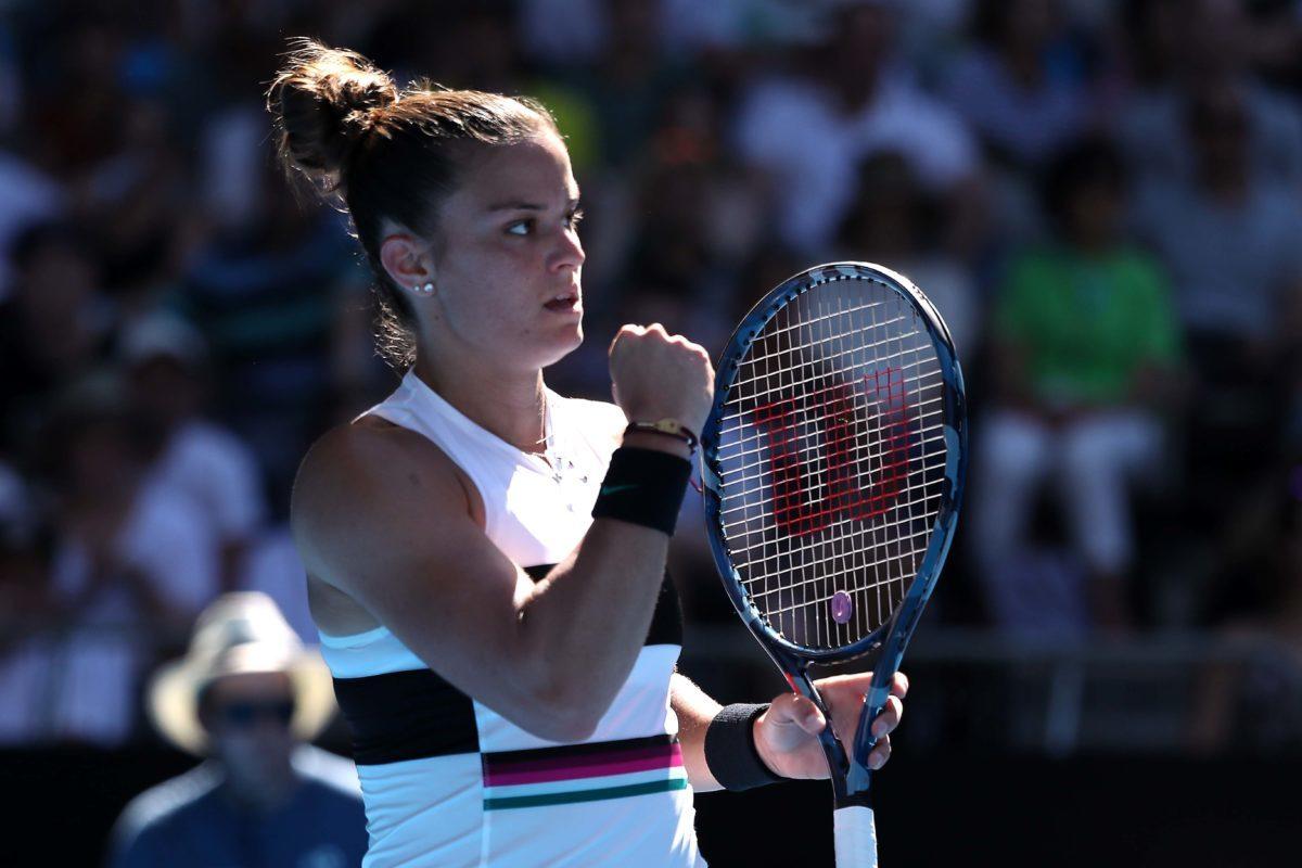 Australian Open: Αποκλείστηκε η Σάκκαρη