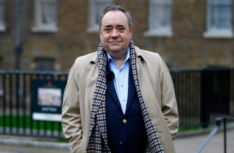 Συνέλαβαν τον πρώην πρωθυπουργό της Σκωτίας για σεξουαλική παρενόχληση | Newsit.gr