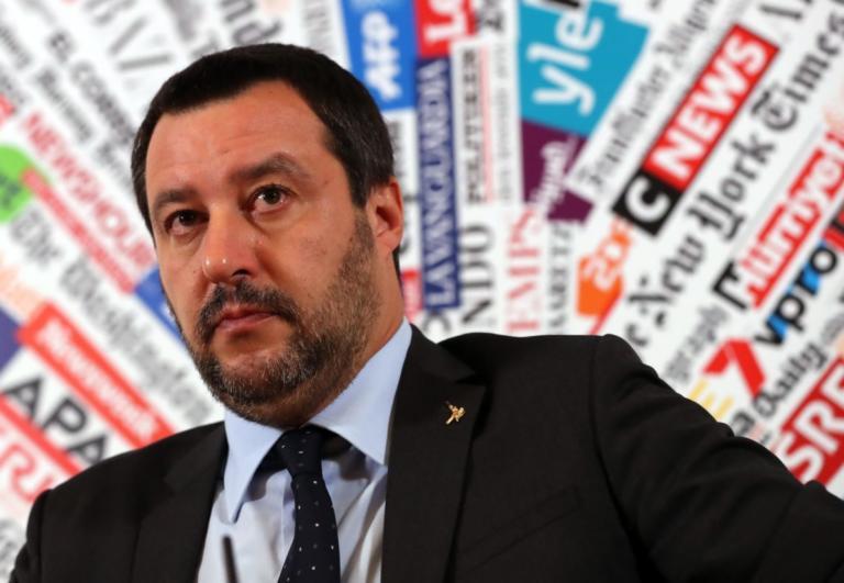 Ιταλία, Πολωνία… αντιευρωπαϊκή συμμαχία – Συνάντηση Σαλβίνι με Κατσίνσκι