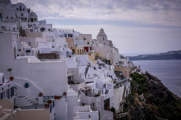Σαντορίνη: Η επίσκεψη που έκρυβε ένοχες σκοπιμότητες – Άφωνος όταν έμαθε την πικρή αλήθεια! | Newsit.gr
