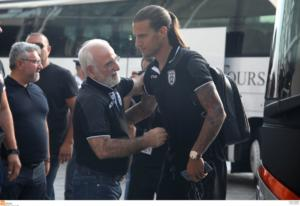 """ΠΑΟΚ: Ο Πρίγιοβιτς δεν ξέχασε τον Σαββίδη! """"Είσαι ευλογία για την ομάδα"""" [pic]"""